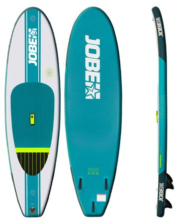 Jobe Volta 10.0 Inflatable Paddle Board Package Aufblasbares Stand Up Paddle Board Komplettset Surf SUP – Bild 2