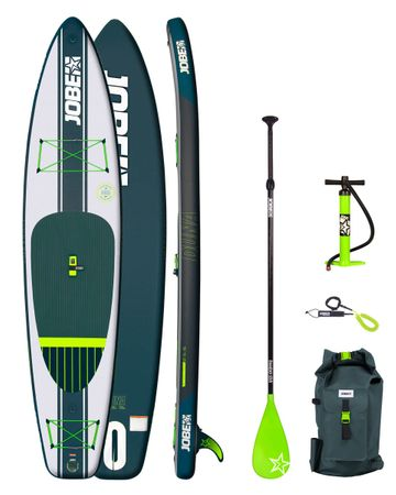 Jobe Duna 11.6 Inflatable Paddle Board Package - Stand Up Paddle Board Komplettset – Bild 1