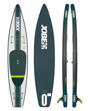 Jobe Neva 12.6 Inflatable SUP Aufblasbares Stand Up Paddle Board Komplettset – Bild 2