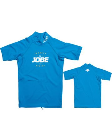 Jobe Impress Rash Guard Rebel Blue – Bild 1