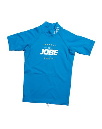 Jobe Impress Rash Guard Rebel Blue – Bild 2