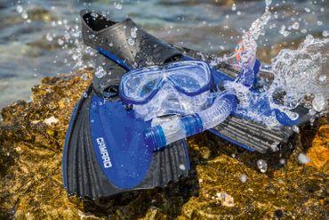 CAMARO Professional Snorkel Set Complete - Schnorchel Komplett Set – Bild 3