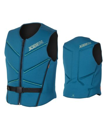 Jobe 3D Comp Vest Youth / Men Teal  – Bild 1
