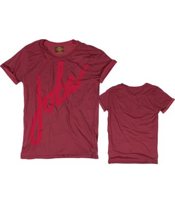 Jobe T-Shirt Logo Red Men – Bild 1