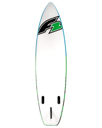 F2 I-SUP Wave Blue - Stand Up Paddle Board Komplettset blau – Bild 3