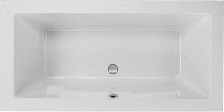 tiefe Badewanne 170 x 75 x 49 cm