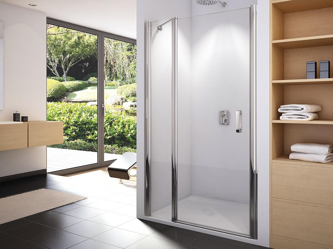 nischent r pendelt r 90 cm dusche nische mit festteil. Black Bedroom Furniture Sets. Home Design Ideas