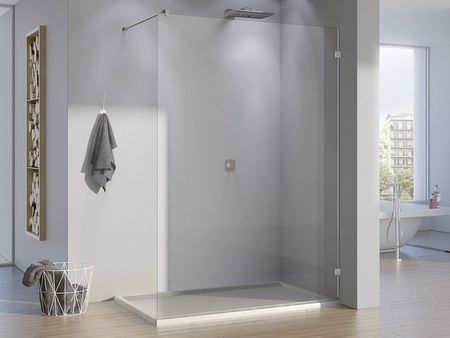 Glastrennwand Dusche 140 x 200 cm