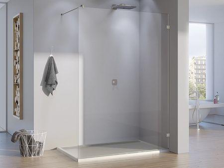 Glastrennwand Dusche 75 x 200 cm