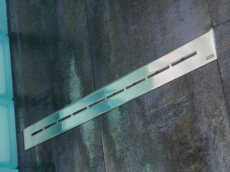 Dusche Ablaufrinne 105 cm