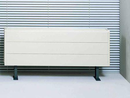 Standheizkörper 30 x 18 x ab 40 cm ab 544 Watt