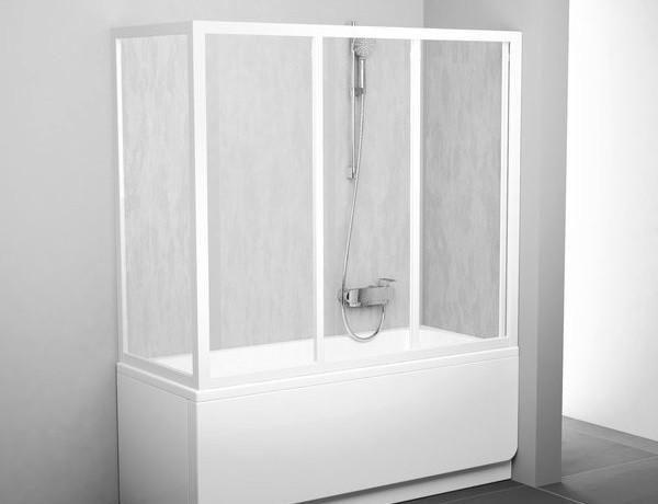 duschwand badewanne mit seitenwand duschabtrennung dusche badewannenabtrennung wannenaufsatz. Black Bedroom Furniture Sets. Home Design Ideas