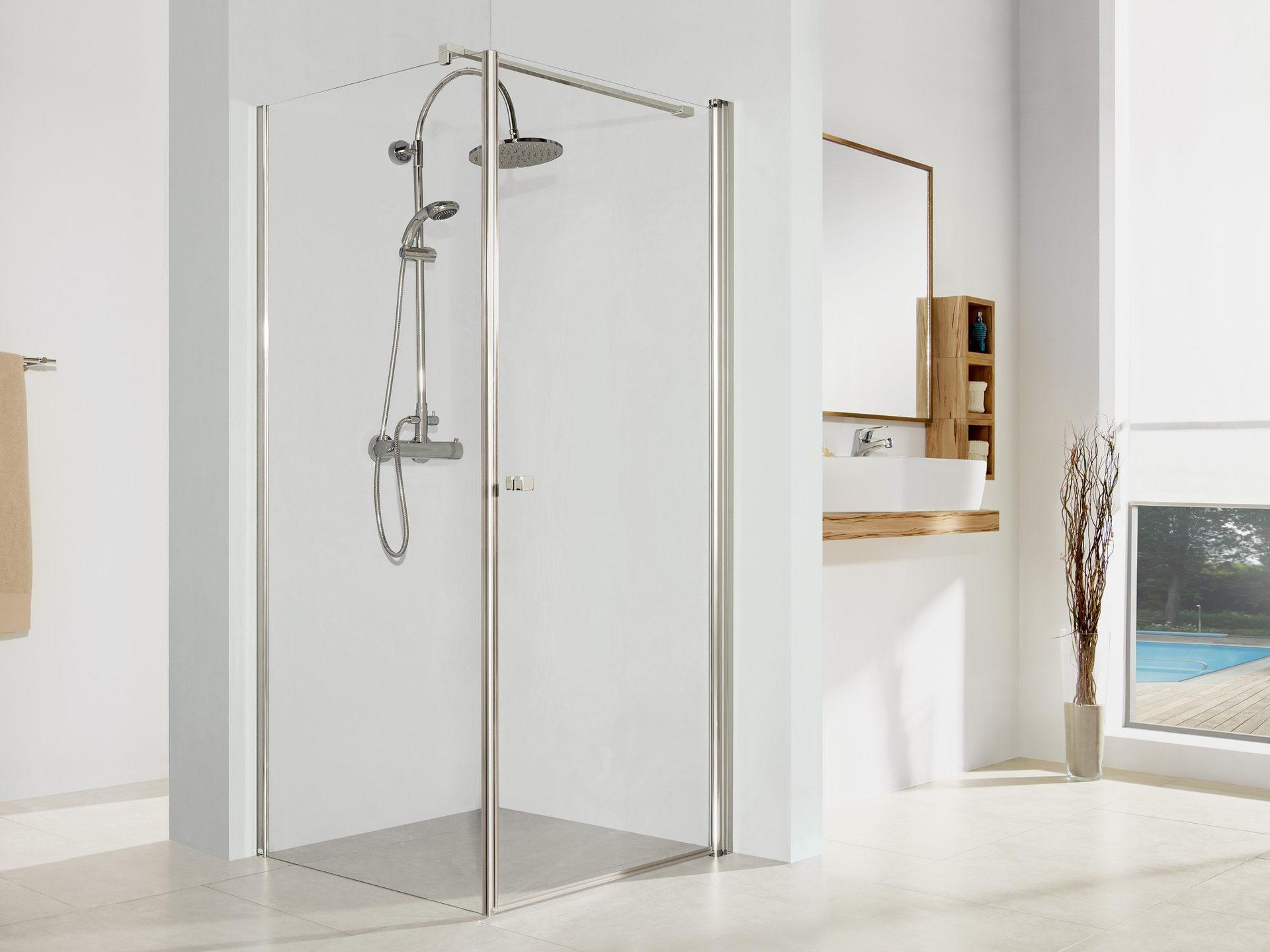 dusche mit seitenwand pendelt r 220 cm hoch duschabtrennung dusche t r mit seitenwand dusche. Black Bedroom Furniture Sets. Home Design Ideas