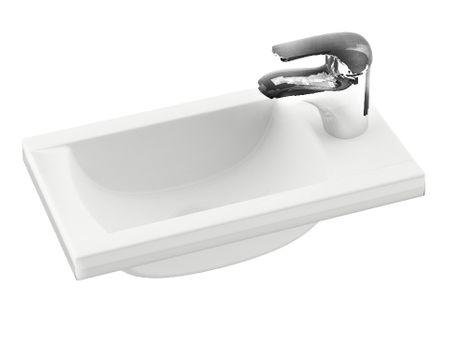 mini Waschbecken 40 x 22 cm