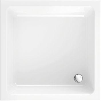 superflache duschwanne 90x90 bodenebene duschtasse 900 mm breit. Black Bedroom Furniture Sets. Home Design Ideas