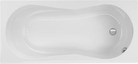 Badewanne mit Dusche 175 x 80 x 42,5 cm