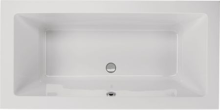 Badewanne 190 x 90 x 49 cm