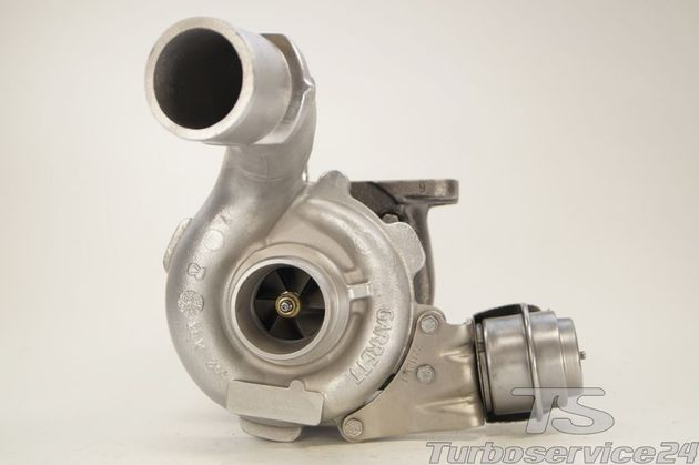 Re-manufactured Turbocharger for Mitsubishi, Nissan, Renault, Volvo / 1.9 D