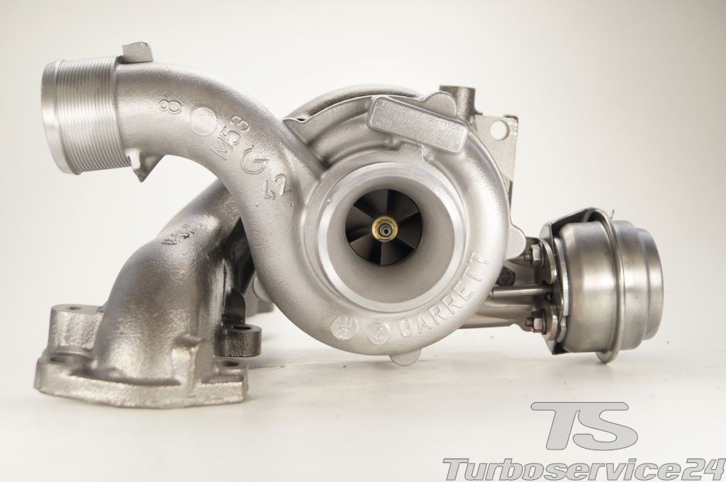 Re-manufactured Turbocharger for Fiat Croma, Stilo 1.9 JTD, Opel Astra, Signum, Vectra, Zafira 1.9 CDTI