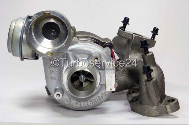 Neuer Original Garrett Turbolader für Audi A3,Seat Altea,Leon,Toledo,Skoda Octavia,VW Golf V,Passat,Touran / 2.0 TDI / 100 KW-136 PS / 103 KW-140 PS 724930-0002/4/6,724930-5008S/5009S,03G253010J/JX/H/HV/HX,03G253019A/AV/550/AX