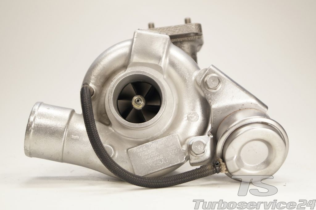 Re-manufactured Turbocharger for Iveco Daily