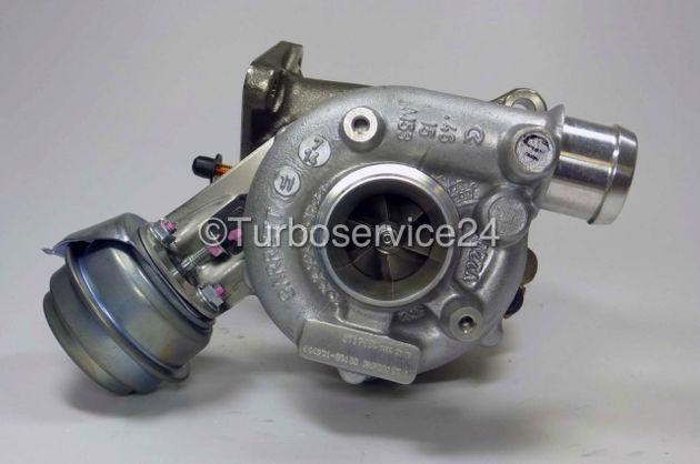 Neuer Original Garrett Turbolader für Audi A4,A6,Skoda Superb,VW Passat 1.9 TDI / 74 KW-101 PS / 81 KW-110 PS / 85 KW-115 PS / 85 KW-116PS 454231-0001/2/3/4/5/6/8/9/5005S/5007S/5009S/5010S, 028145702H/L/R, 038145702L,AR0110