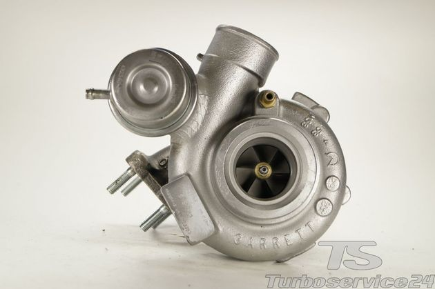 Re-manufactured Turbocharger for Saab 9-3, 9-5 2.0t, 9-5 2.3t, 3.0t V6