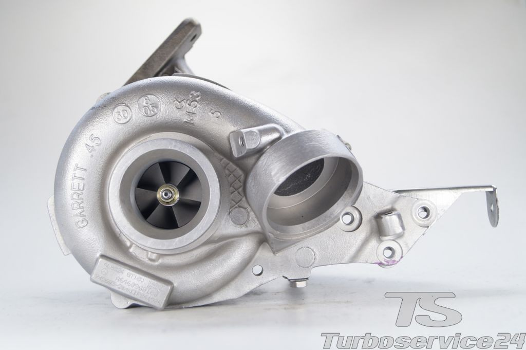 Re-manufactured Turbocharger for Mercedes C 200 CDI, C 220 CDI (W203/S203), E 200 CDI, E 220 CDI (W211/S211) without electronic wastegate actuator
