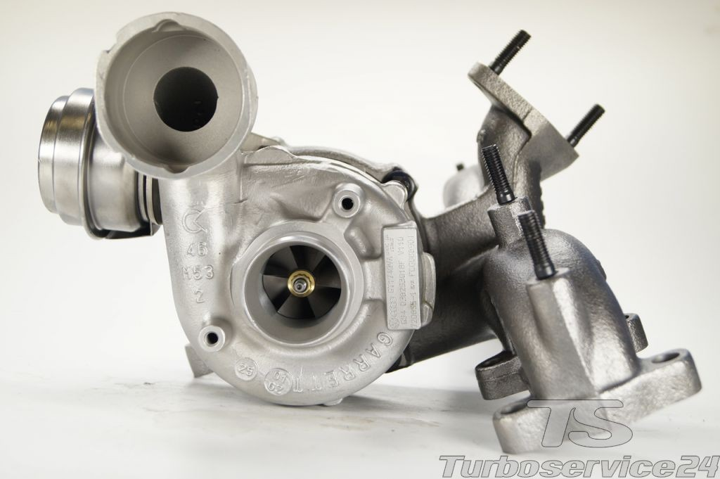 Re-manufactured Turbocharger for Audi A3, Seat Leon, Skoda Octavia, VW Bora, Golf IV / 1.9 TDI