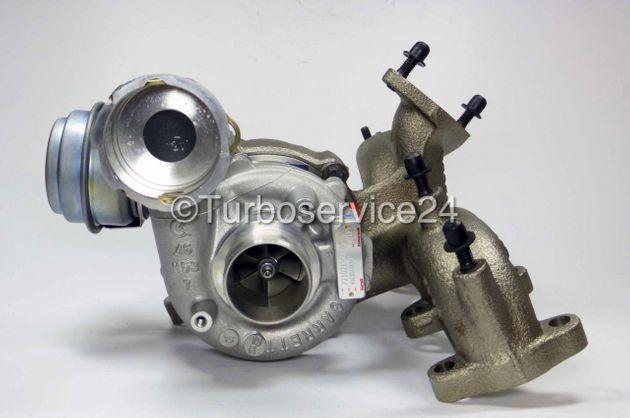 Neuer Original Garrett Turbolader für Seat Leon, Toledo, VW Bora, Golf IV / 1.9 TDI / 110 KW-150 PS 721021-0001/2/3/4/5, 721021-5006S, 03G253016R/G/GV/500/510/GX