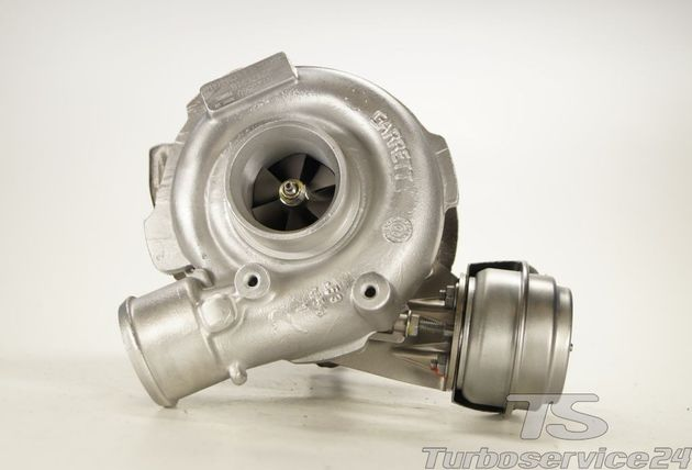 Turbolader für BMW 530d (E39), 730d (E38) / 135 KW, 184 PS / 142 KW, 193 PS