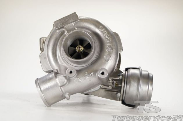 Re-manufactured Turbocharger for BMW 330d (E46), X5 3.0 d (E53)