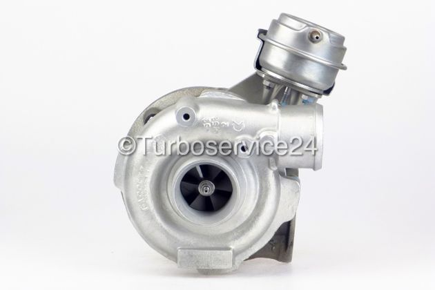 Re-manufactured Turbocharger for BMW X5 3.0 d (E53)