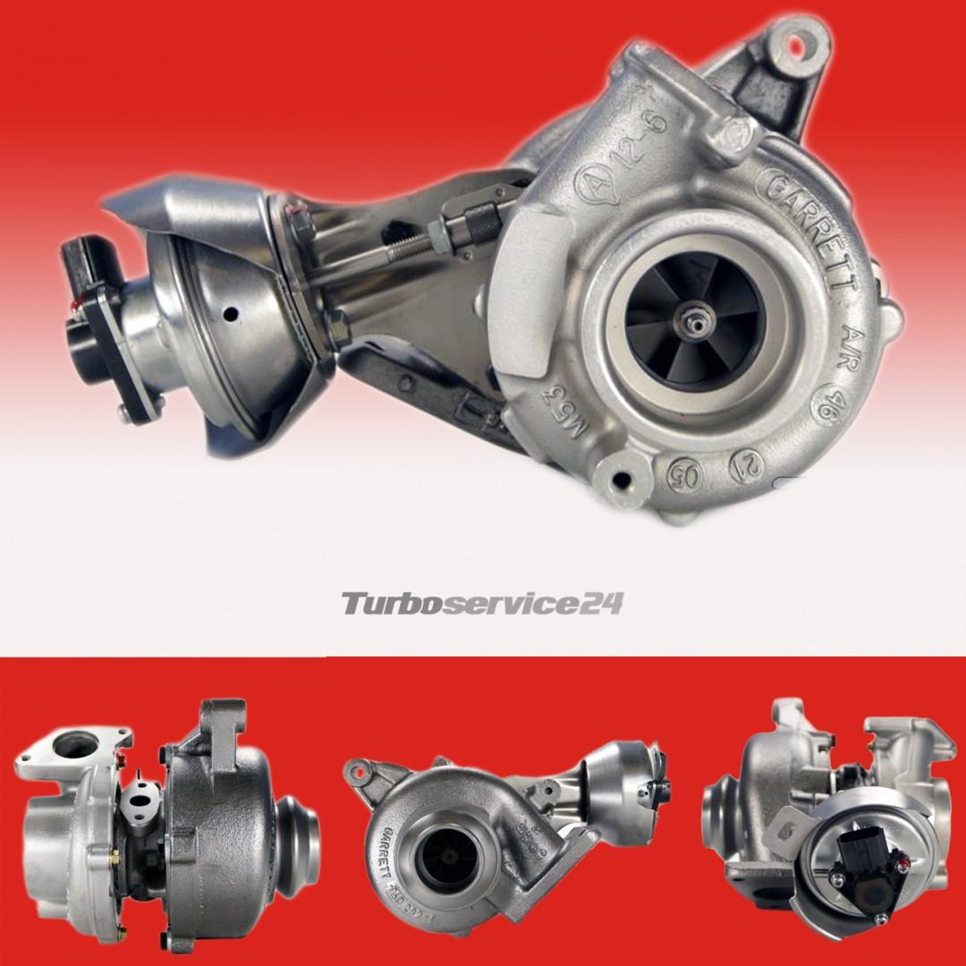 turbo turbocharger turbolader peugeot 407 2 0 hdi 110kw. Black Bedroom Furniture Sets. Home Design Ideas