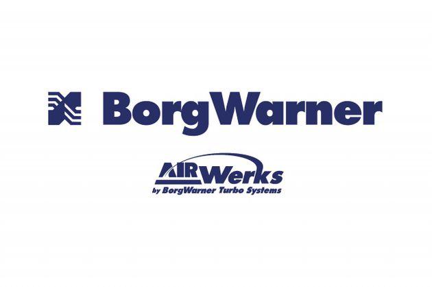 KKK BorgWarner AirWerks Performance Turbolader S300SX3-1