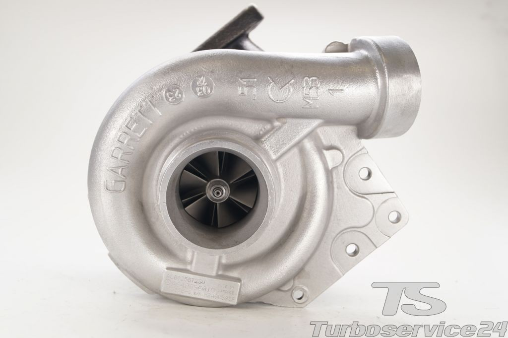 Re-manufactured Turbocharger for Mercedes E 280 CDI, E 320 CDI (W211 / S211), S 320 CDI (W220) without electronic wastegate actuator