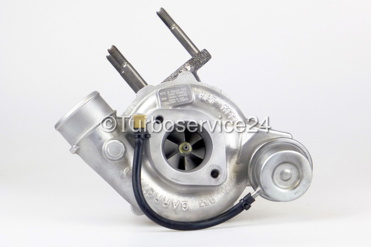 New Original Turbocharger for Hyundai H-1, Starex 2.5 CRDi / 103 KW, 140 HP / D4CB 710060-5003S
