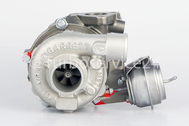 Turbolader Kia Sportage, Pro Cee'd, Carens, Magentis, Hyundai i30, Tucson, Sonata, 2.0 CRDi / 100 KW, 136 PS / 103 KW, 140 PS / 757886-5005