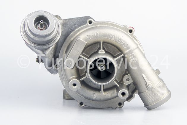 Turbolader SUZUKI GRAND VITARA 2.0 HDI / 80 KW, 109 PS / RHW 734204-0001 734204-5001