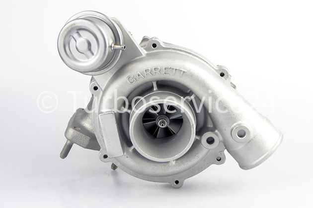 Turbocharger  LAND ROVER DEFENDER, DISCOVERY II 2.5 Td5 / 90 KW, 122 HP / 102 KW, 139 HP/ 10 P 452239-0003