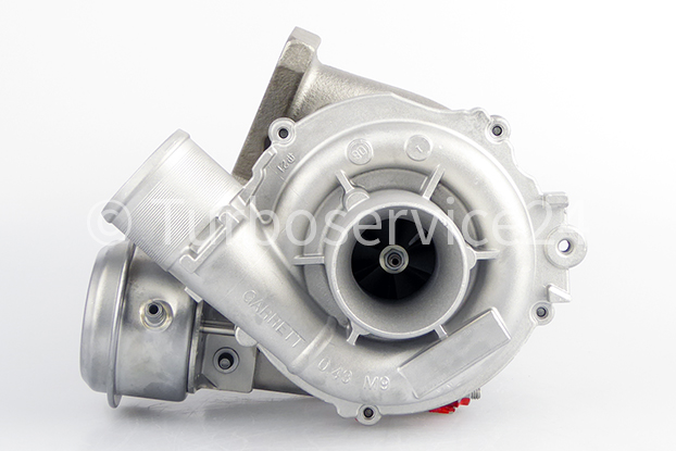 TURBOLADER RENAULT MEGANE II, SCENIC II 1.9 dCi / 81 KW, 110 PS / 85 KW, 115 PS / 96 KW, 131 PS / F9Q 8200575462 7701479255 7711497575 7701477677 763980-5007S
