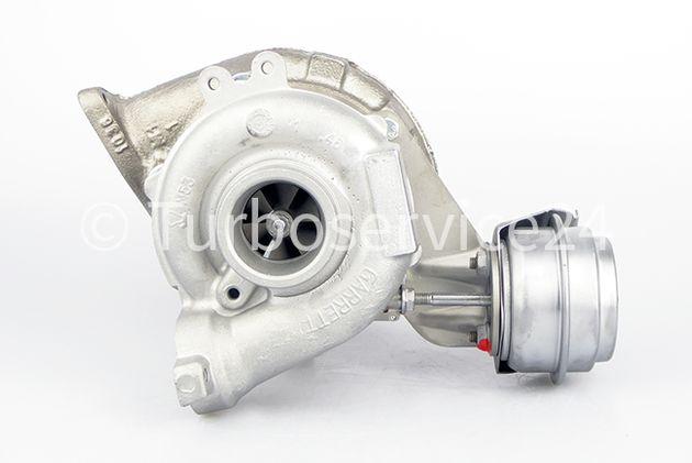 Turbocharger AUDI A8 3.3 TDI Quattro / 165 KW, 224 HP / AKF 057145702A 057145702D 057145702G 057145722A 715294-5001S