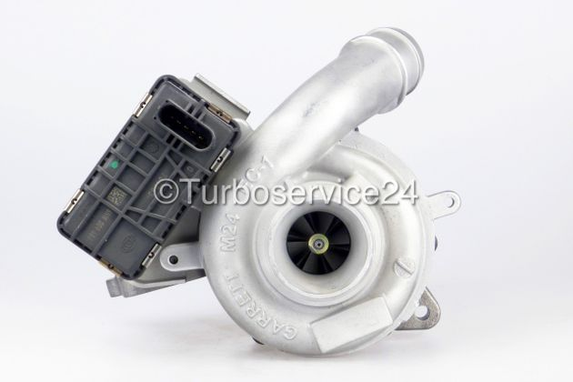 Austauschturbolader für Ford Galaxy, Mondeo, S-Max 2.2 TDCi / 129 KW - 175 PS / Q4BA Q4WA DW12B EU4 753544