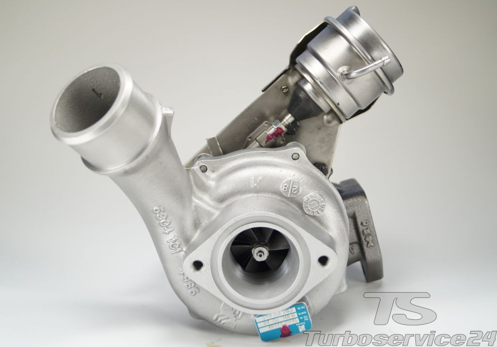 Re-manufactured Turbocharger for Hyundai H-1, Starex CRDI / 125 KW, 170 HP / D4CB 53039700127 53039700145 53039880127 53039880145 53039700127 53039700145