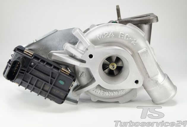 Re-manufactured Turbocharger for Ford Transit 2.4TDCi, Land Rover Defender 2.4 TDCi