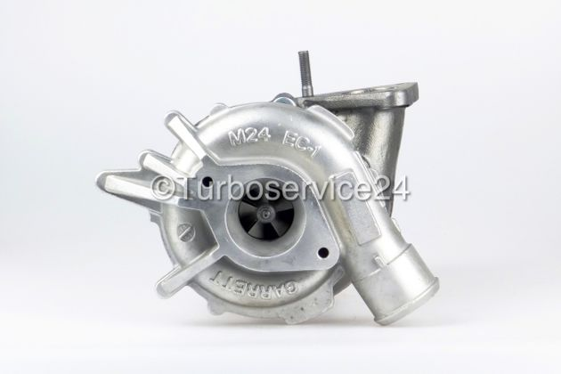 Re-manufactured Turbocharger for Ford Transit 2.4TDCi, Land Rover Defender 2.4 TDCi without electronic wastegate actuator