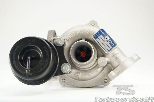 Austauschturbolader für Fiat 500 1.3 D Multijet, Cinquecento SJTD, Grande Punto 1.3 JTD, Panda 1.3 JTD, Punto III 1.3 JTD, Qubo 1.3 JTD / 55 KW, 75 PS