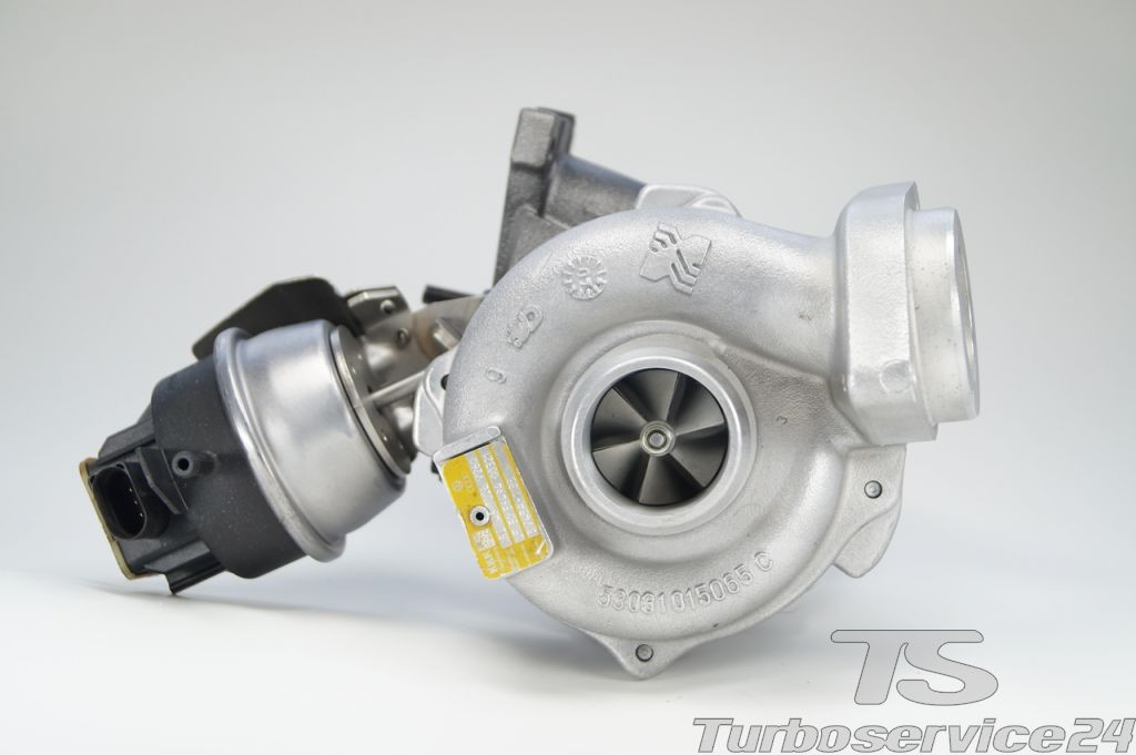 Re-manufactured Turbocharger for Audi A4/A5 2.0 TDI