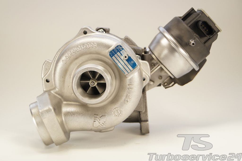 Re-manufactured Turbocharger for Audi A4, A5, A6, Q5 2.0 TDI / Seat Exeo 2.0 TDI