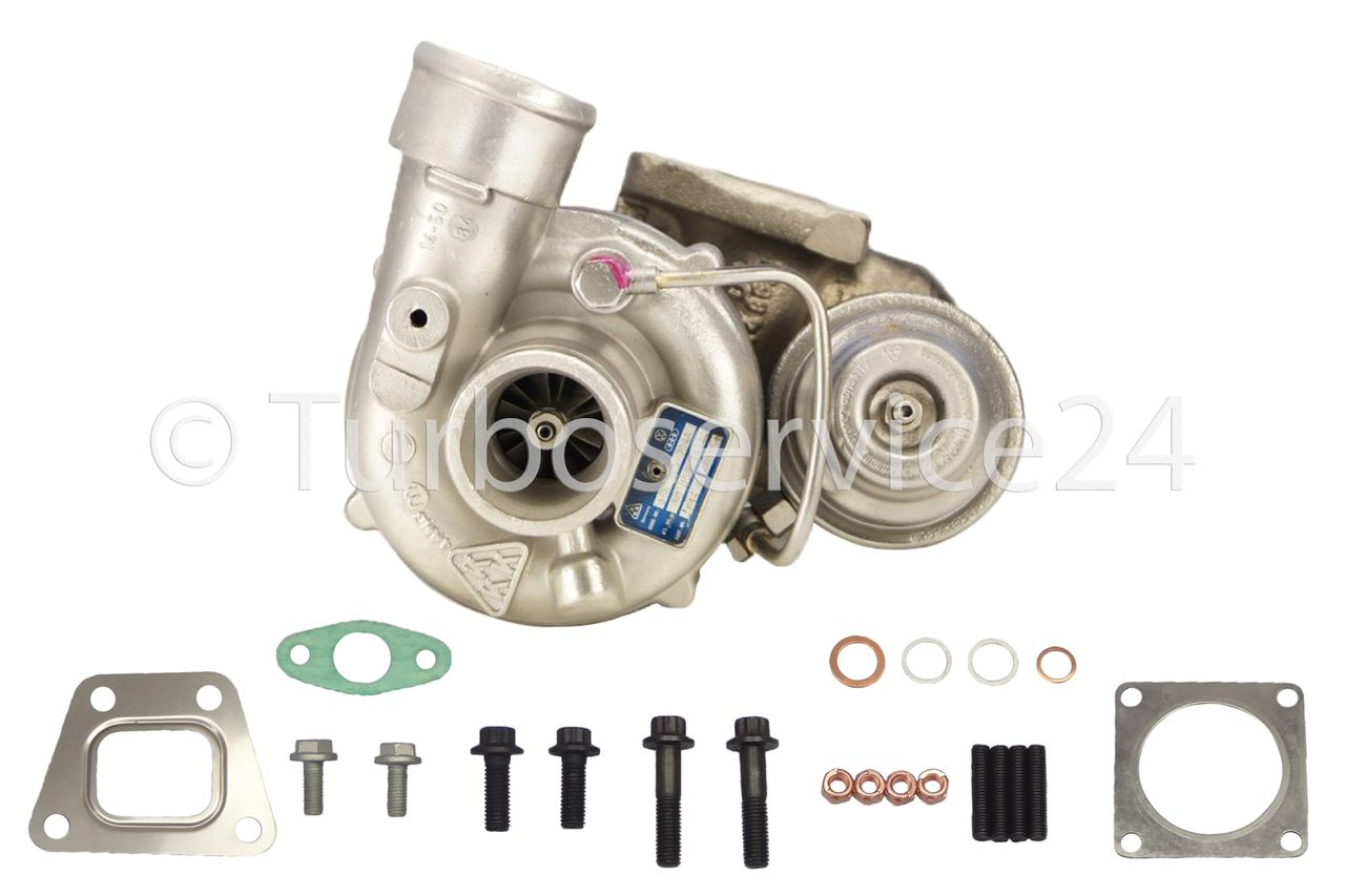 Turbolader 53149706000 Volkswagen T3 Bus Transporter 51 kW 70 PS JX 068145701Q